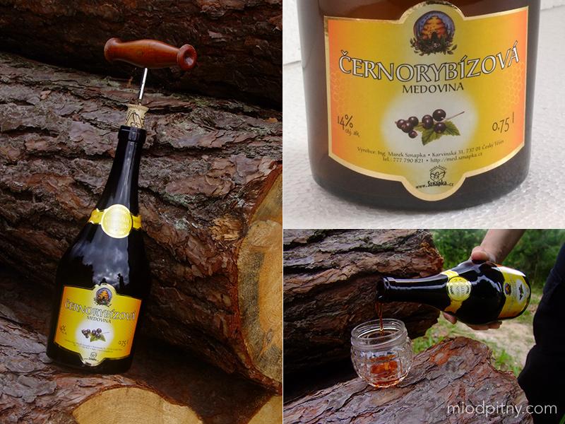 Trójniak Černorybízová medovina