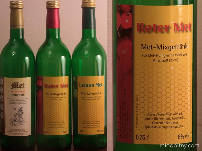Czwórniak Roter Met Mixgetrank