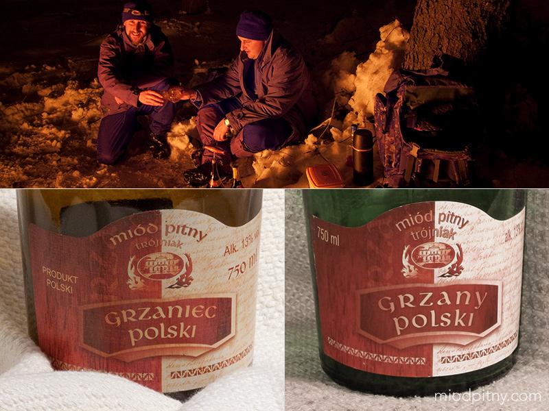 Trójniak Grzaniec / Grzany Polski