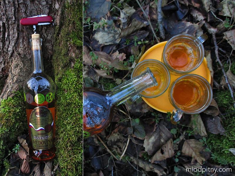 Trójniak Slovenská medovina z lipového medu