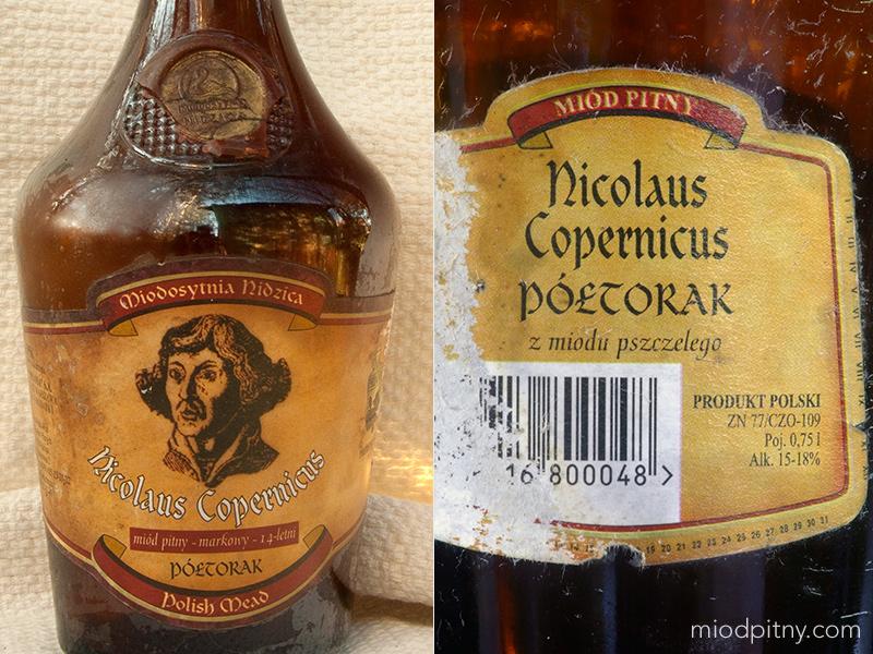 Półtorak Nicolaus Copernicus